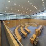Foto vom Ratsaal in Castrop-Rauxel