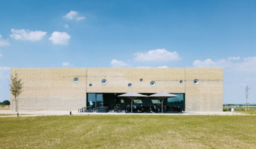 Besucherzentrum »Forum :terra nova«, Tagebau Hambach bei Köln